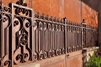 wrought iron fences orlando fence company